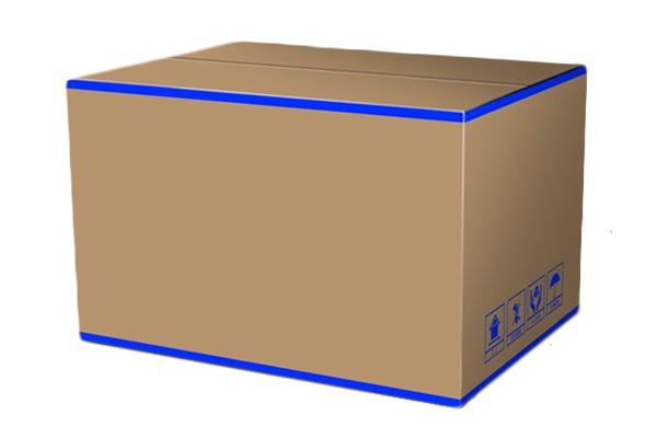 牛皮纸箱-郑州纸箱